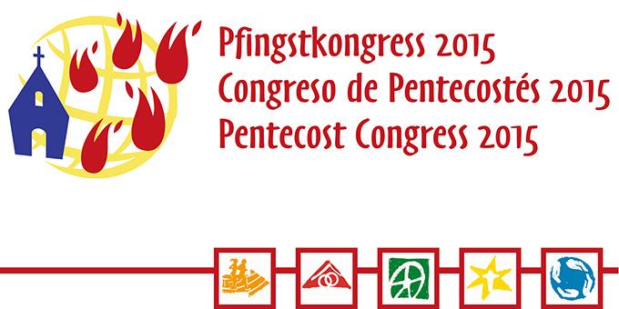 Pfingstkongress 2015 Wortmarke