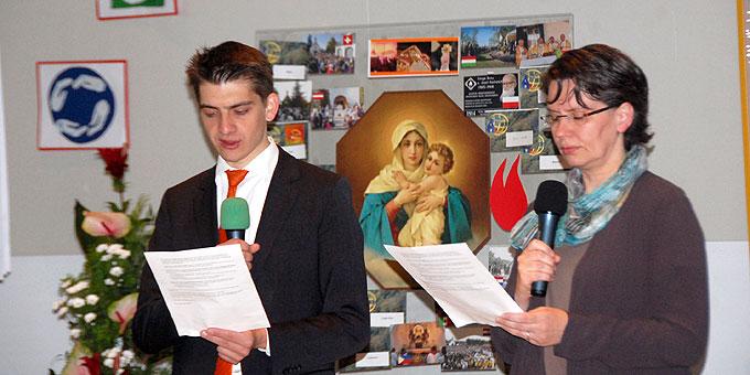 Dritte und abschließende Lesung des Memorandum-Textes (Foto: Brehm)
