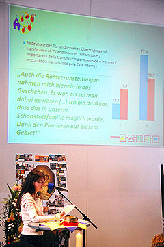 Online-Evaluation (Foto: Brehm)