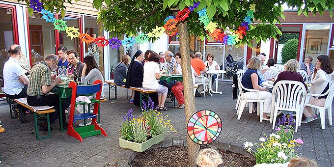 Die Vielfalttage 2015 fanden im Josef-Kentenich-Hof in Hillscheid statt (Foto: Erhard)