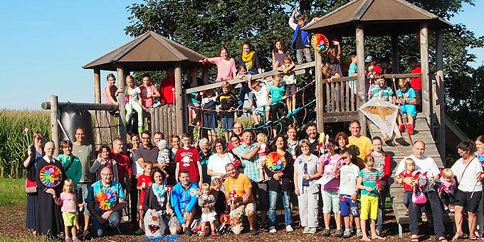 Ehe und Familie – Das BESTE kennt keine Alternative – Familien-Ferientagung 2015 im Schönstatt-Zentrum Liebfrauenhöhe (Foto: Bay)