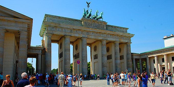 Brandenburger Tor (Foto: Brehm)