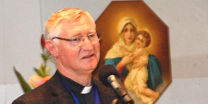 Pater Ludwig Güthlein ist neuer Leiter der Schönstatt-Bewegung Deutschland (Foto: Brehm)