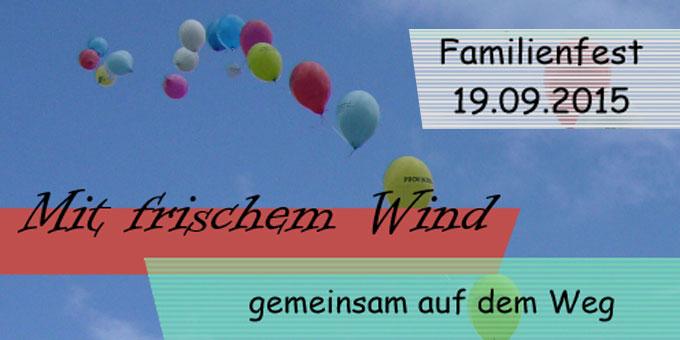 Familienfest in Schönstatt
