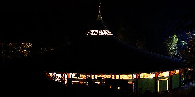 Das Adventskonzert findet in der Pilgerkirche in Schönstatt statt (Foto: Pilgerzentrale)