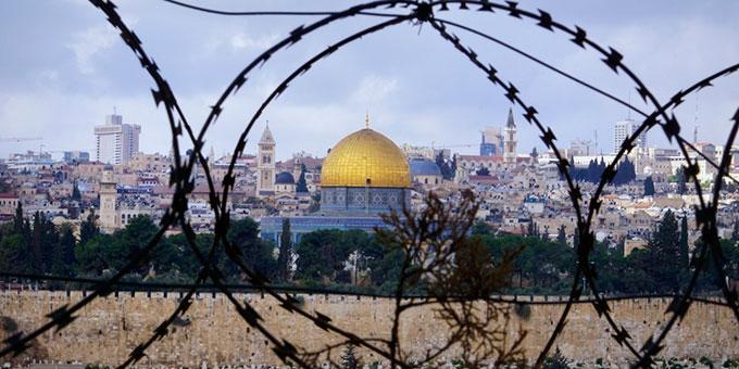 Jerusalem - Stadt des Friedens (Foto: Kröper)