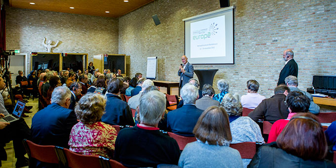 Treffen des Internationalen Trägerkreises von Miteinander für Europa im holländischen Marienkroon   (Foto: Miteinander für Europa / Thomas Mandl)
