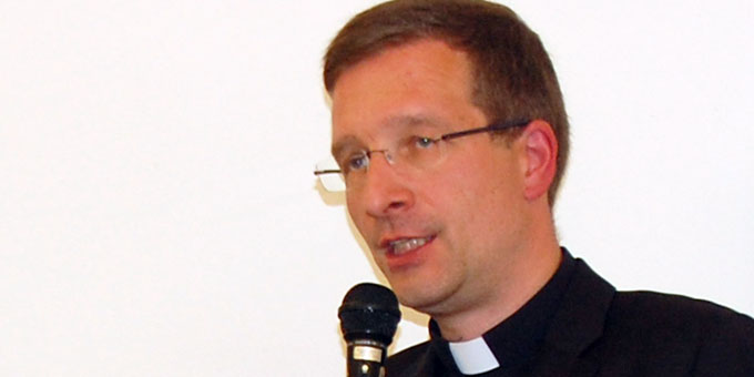 Weihbischof Dr. Michael Gerber (Archivbild: Brehm)