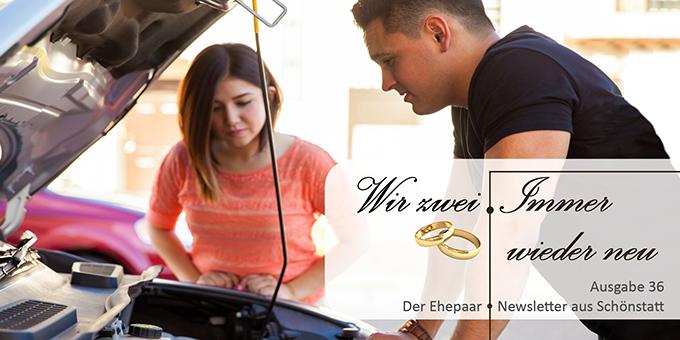 "Ehepaar-Newsletter 12/2015 ""Wir zwei - Immer wieder neu"" (Foto: © AntonioDiaz - Fotolia.com)"