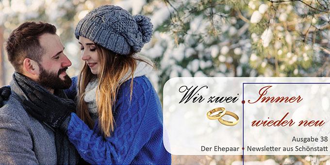 """Ehepaar-Newsletter 02/2016 """"Wir zwei - Immer wieder neu"""" (Foto: © mashiki - Fotolia.com)"""
