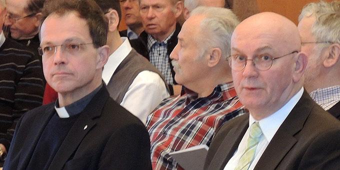 Referenten des Tages (Foto: SAL)