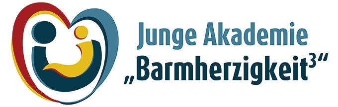 """Logo Wortmarke der: Junge Akademie """"Barmherzigkeit3""""(Foto: afj)"""