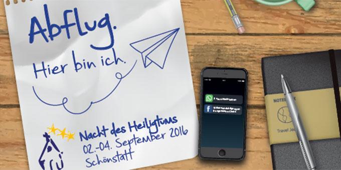 Motto der NdH2016 (Foto: NdH)