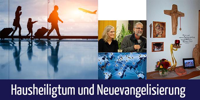 """Seminar """"Hausheiligtum und Neuevangelisierung"""""""