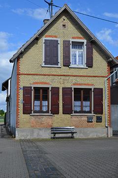 Elternhaus von Fritz Esser (Foto: Ursula Doll)