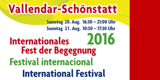 Internationales Fest der Begegnung