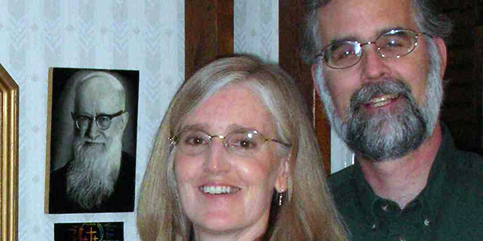 Ehepaar Marge & Mike Fenelon, Milwaukee, USA (Foto: privat)