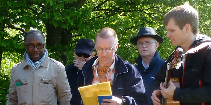 Tagung des Schönstatt-Männerbundes in Vallendar-Schönstatt (Foto: A. Steiner)
