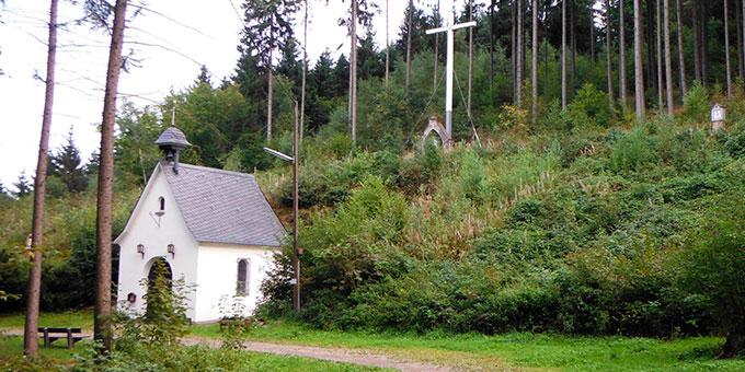 Kreuzlandkapelle in Betzdorf (Foto: Herter)