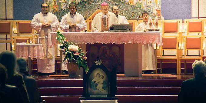 Heilige Messe in Bosnien und Herzegowina (Foto: Danijel Pandži?)