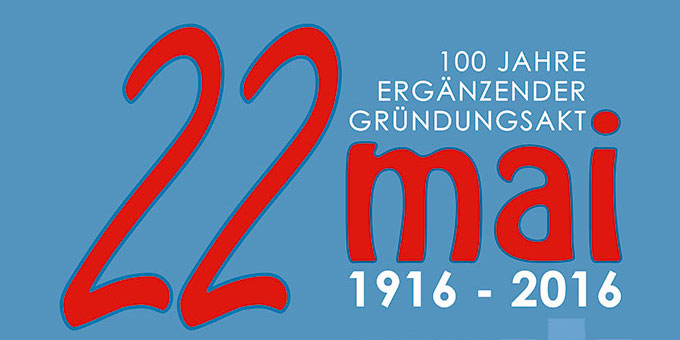 Einladung zum 22. Mai 2016 (Grafik: Grabowska)