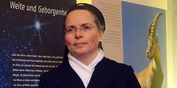 Schw. M. Margarite Rodriguez (Foto: Pilgerzentrale)