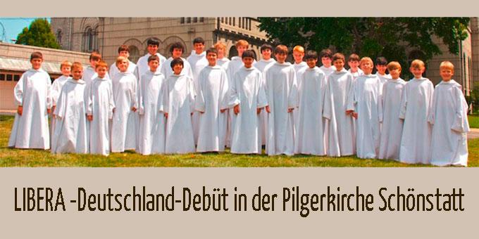 LIBERA-Chor kommt nach Vallendar-Schönstatt (Foto: LIBERA)