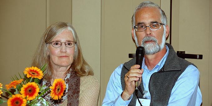 Marge und Mike Fenelon, Milwaukee, USA (Foto: Brehm)