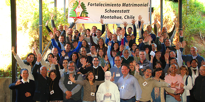 Forta-Wochenende in Montahue, Chile (Foto: Wieland)