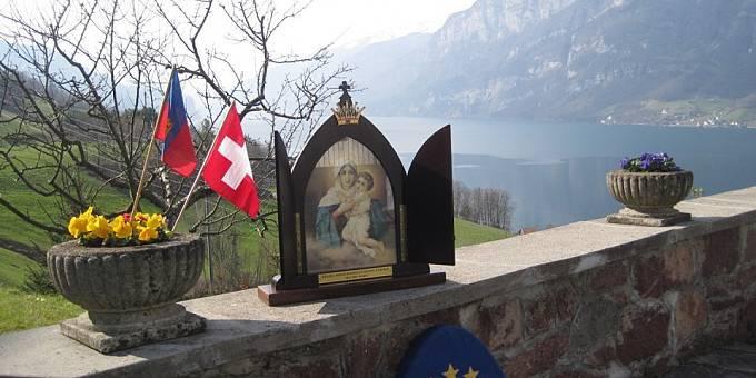 Das Europa-Pilgerheiligtum in der Schweiz (Foto: Bitterli)