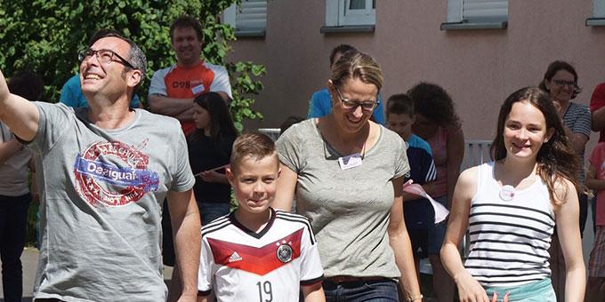 Familien-Camp im Schönstattzentrum Würzburg (Foto: Fella)