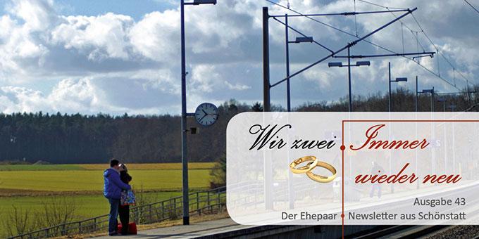 "Ehepaar-Newsletter 07/2016 ""Wir zwei - Immer wieder neu"" (Foto: © olly k - Fotolia.com)"