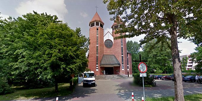 In dieser Kirche wird sich die Schönstatt-Jugend in Krakau treffen