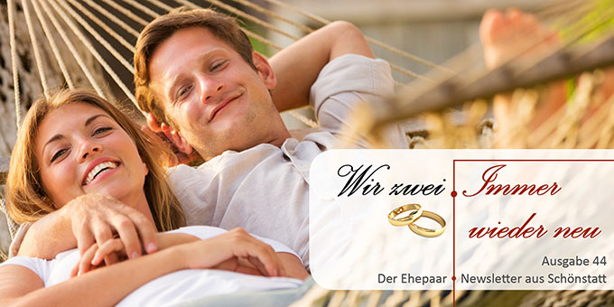 "Ehepaar-Newsletter 08/2016 ""Wir zwei - Immer wieder neu"" (Foto: © EpicStockMedia - Fotolia.com)"