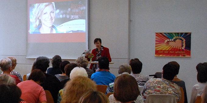 Tag der Frau im Schönstatt-Zentrum in Würzburg (Foto: Hbre)