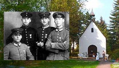 Schönstatt in Berlin: Erste Anfänge vor 100 Jahren (Foto: archiv/privat)