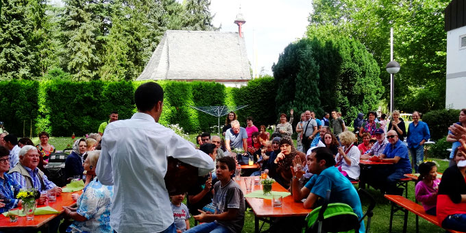 HerxheimBUNT feiert Sommerfest (Foto: Dudenhöfer)