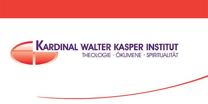 Symposium des Kardinal Walter Kasper Institutes (Grafik: KWKI)