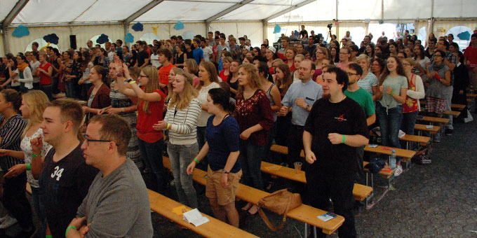 Publikum (Foto: Brehm)