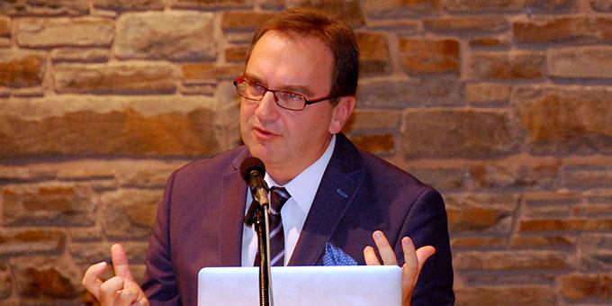 Prof. Dr. Joachim Söder (Foto: PressOffice, H. Brehm)