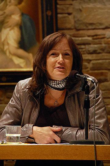 Michaela Koch, Schulleiterin des Gymnasiums in Cochem (Foto: Brehm)