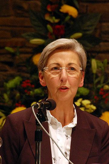 Ulrike Eichenberg, Verein Lichtzeichen e.V. Hilfe für schwangere Frauen, Vallendar (Foto: Brehm)