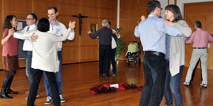 Tanzen im Duett(Foto: SAL)