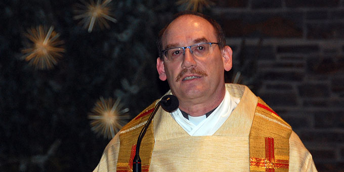 Dr. Bernd Biberger, Generaldirektor der Schönstätter Marienschwestern (Foto: Brehm)