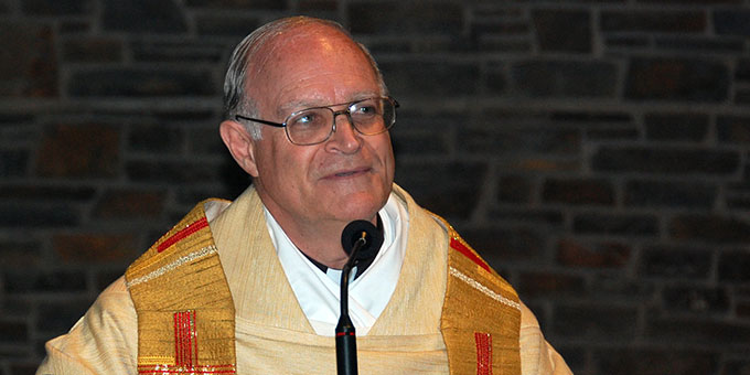 Pater Juan Pablo Catoggio (Foto: Brehm)