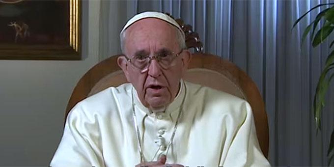 Papst Franziskus (Foto: VideoVomPast)