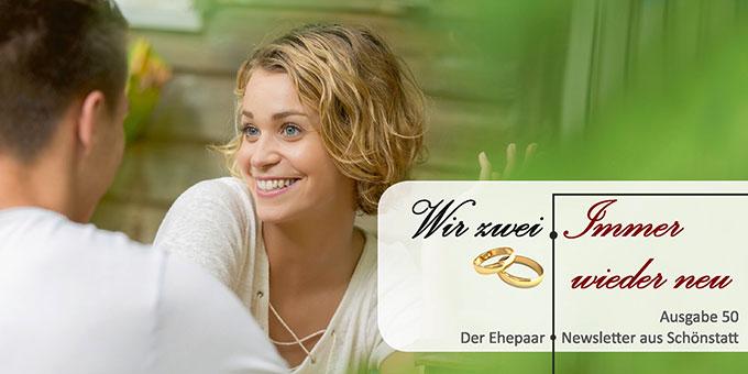 "Ehepaar-Newsletter 02/2017 ""Wir zwei - Immer wieder neu"" (Foto: © eric fotolia.com)"