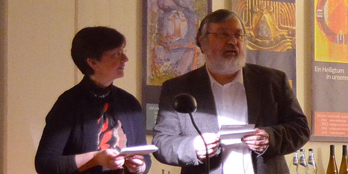 Claudia und Heinrich Brehm (Foto: Balázs)