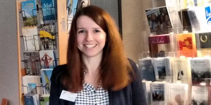 Sarah Huber, Bildungsreferentin im Schönstatt-Zentrum Marienfried, Oberkirch (Foto: Schönstatt-Zentrum Oberkirch)