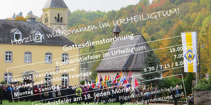 Urheiligtum, Vallendar-Schönstatt (Foto: Brehm)
